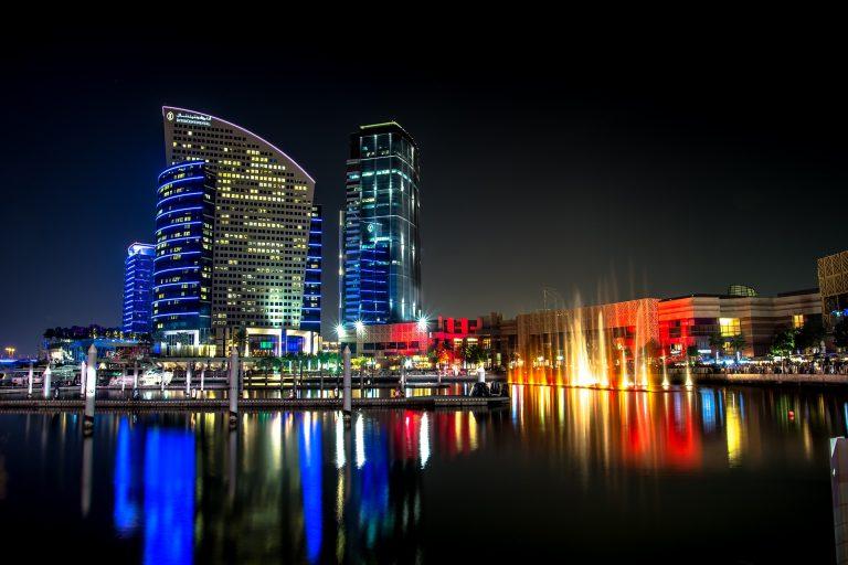 Topp fem saker för barnfamiljer i Dubai