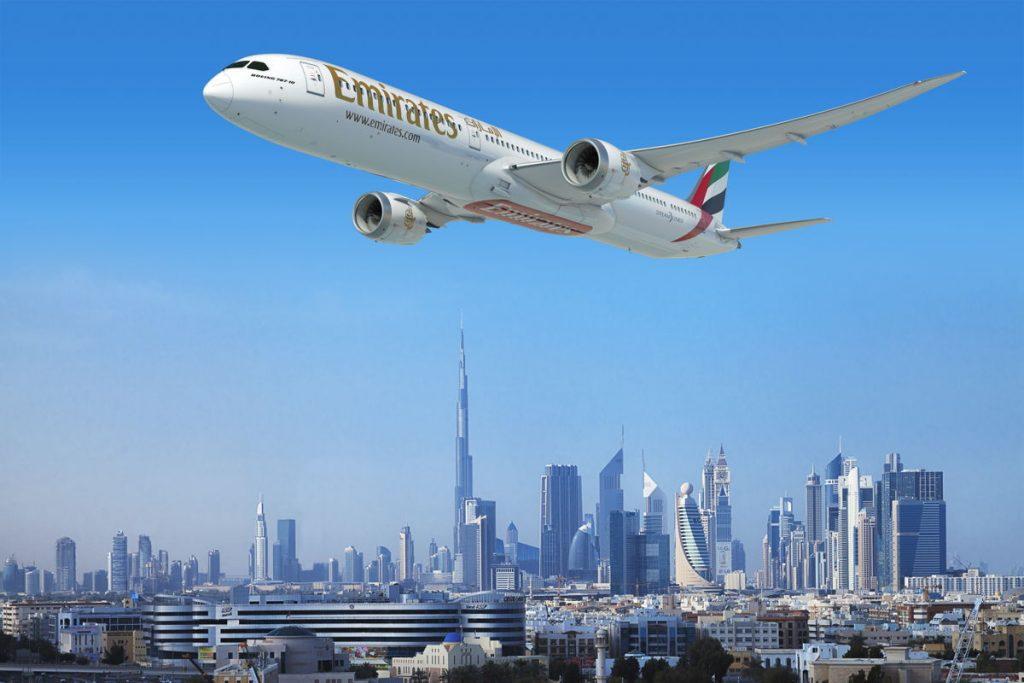 Direktflyg till Dubai från Stockholm