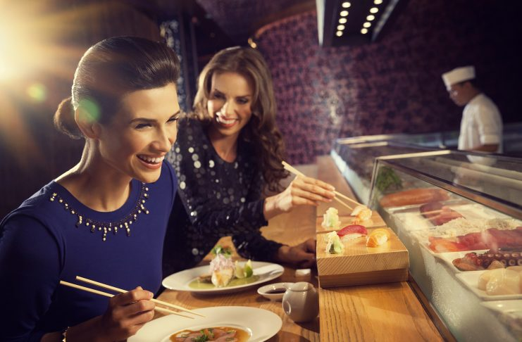 Kulinarisk månad med besök av stjärnkockar