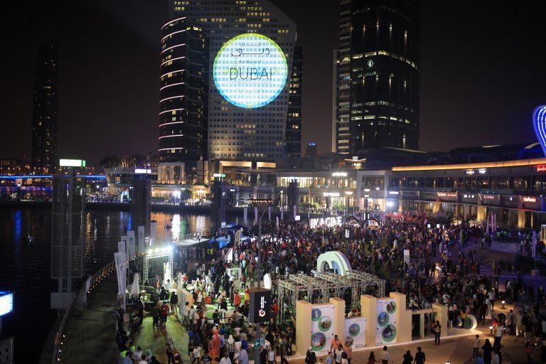 Dubai Fitness Challenge 2019 –  5000 gratisaktiviteter runt om i staden
