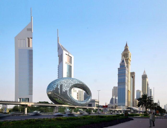 Dubai en av världens bästa städer att besöka 2020