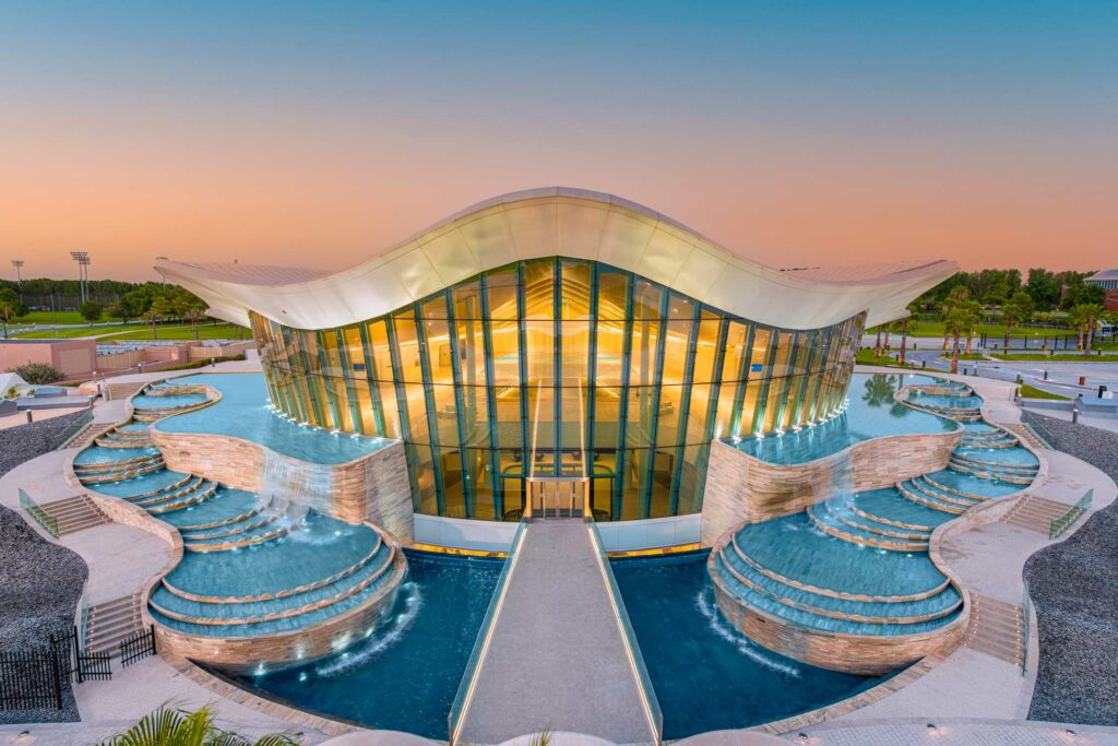 Världens djupaste pool - Deep Dive Dubai