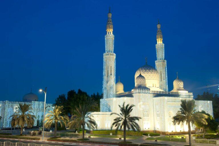 Kulturella aktiviteter i Dubai